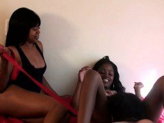 Hot Ebony Femdoms...